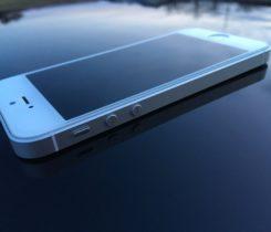 Prodám iPhone SE Silver 16GB