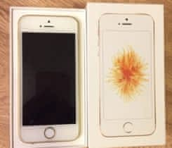 iPhone SE, 16 GB, gold. TOP STAV
