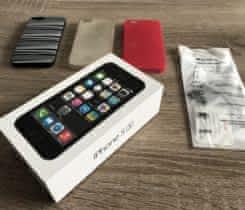 Apple iPhone 5S 32GB Space Gray 100%stav