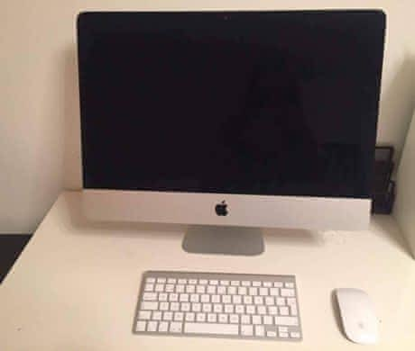 Prodám iMac (21.5-inch, Late 2012)