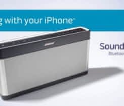 New Bose SoundLink Bluetooth speaker III