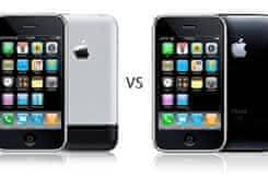 Koupím do sbírky iphone 2G, 3G, 3GS