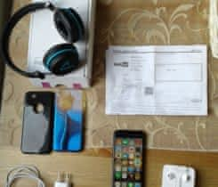 iPhone 7 128GB Jet Black v záruce+dárek