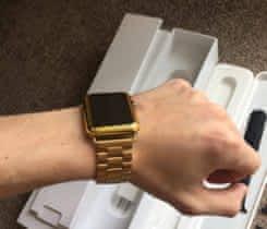 Apple watch sport 42 mm BLACK – GOLD