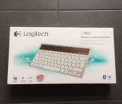 Bezdrátová klávesnice Logitech K760