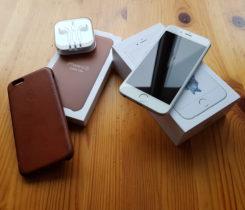 Prodám iPhone 6s stříbrný 32GB