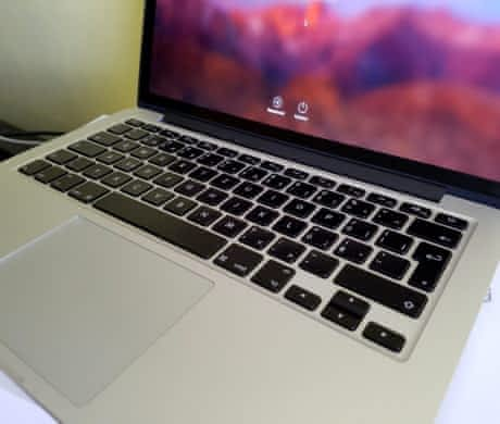 "Apple Macbook Pro 13"" Retina 2014 256 GB"