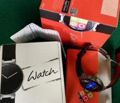 Chytré hodinky Alcatel ONETouch WATCH SM