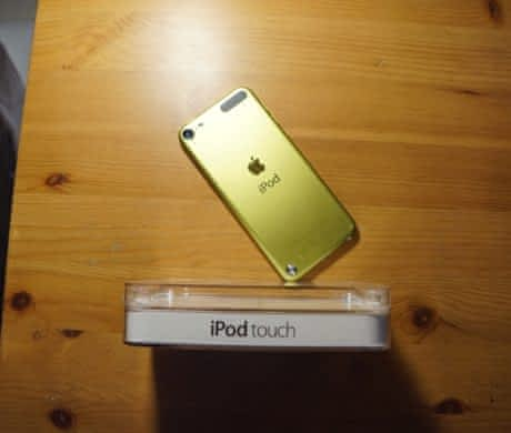 iPod touch 5. generace