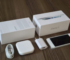iPhone 5 16GB White & Silver