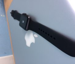 Nové APPLE WATCH 38MM space grey