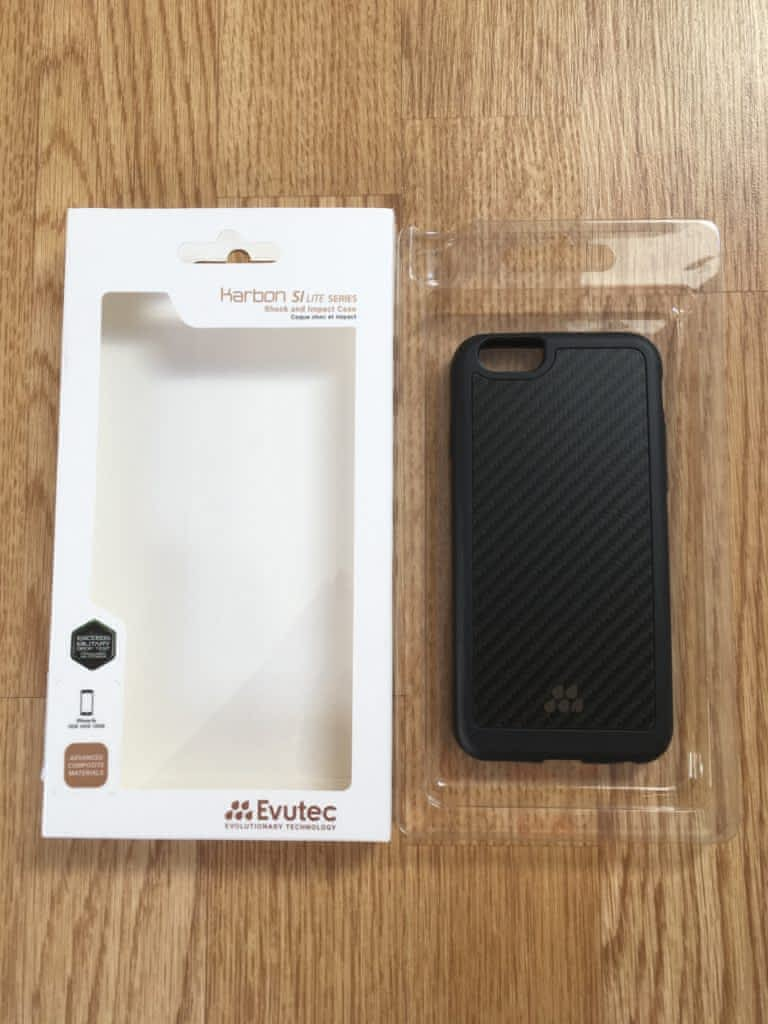 Evutec karbon SI - iPhone 6 6S  af9e29eb4d7