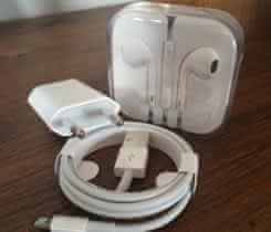 Originální Apple Lightning nabíječka