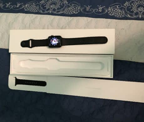 Prodam apple watch 2  ostrava 6000kc