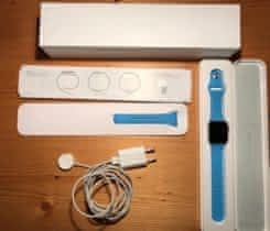 Apple Watch Sport 42mm Blue Skvělý Stav