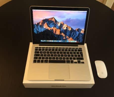 MacBook PRO Retina 13 + MagicMouse