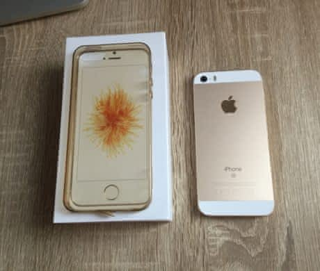IPhone SE 64 VB Gold