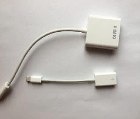 Redukce MacBook