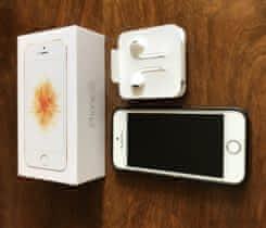 iPhone SE 64GB, zlatý