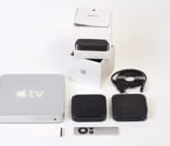 Apple TV 1 + 2 + 3