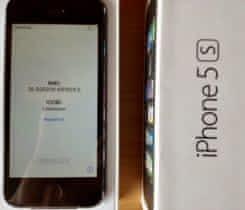 iPhone 5s 32 GB nový po výměně, ve folii