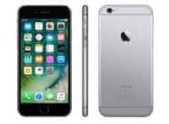 Kúpim iPhone 6s 128/64GB Space Grey