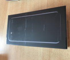 iPhone7 temně černá 128GB