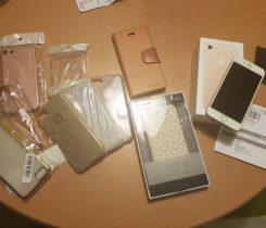 Apple iPhone 7, 128Gb,Gold,100% stav
