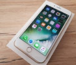 Prodám iPhone 7 Plus 256gb barva Gold