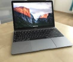 Predám Apple Macbook 12 Space Gray