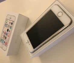iPhone 5S, 32 GB + cover glass