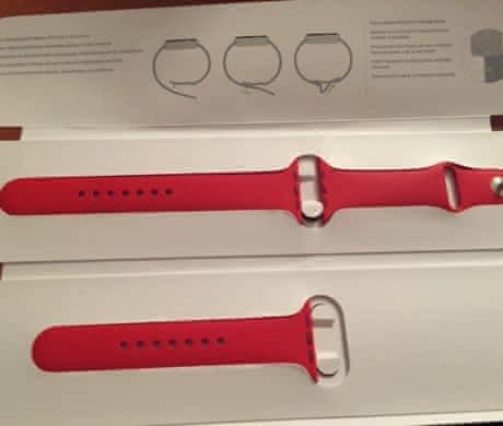 Gumený, červený (RED product)