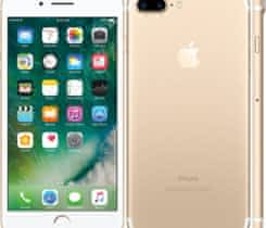 Vymenim IPhone 7 plus 32GB gold