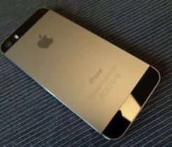 iPhone 5S 64 Gb Space Black