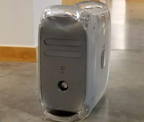 Power Mac G4 Quicksilver+Mbox2+ProTools