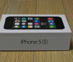 iPhone 5S, 64GB, S.Gray – NOVÝ –