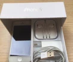 iPhone 5, 64gb, silver/white