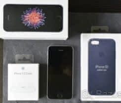 iPhone SE Space Grey 16 GB, záruka