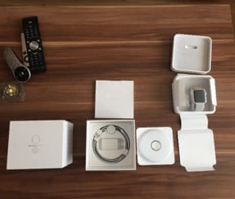 Apple watch series 2 , white ceramic