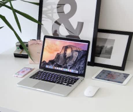 "MacBook Pro 13"" Retina 2014, 8GB RAM"