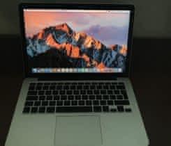 """Apple Macbook Pro 13"""" 2015 Retina CZ ZÁR"""