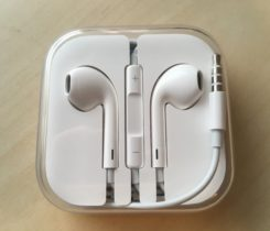 Apple EarPods original nerozbalené