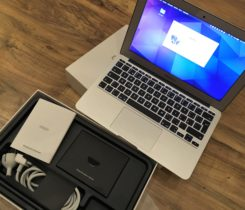 "MacBook Air 11""-i5,2014,ssd128GB,HD5000"