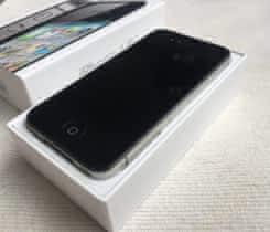 iPhone 4S 16GB černý