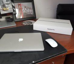 Prodám macbook pro 15 mid 2014 + magic m