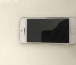 iPhone silver 5 16GB