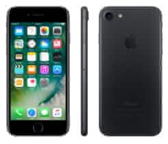 iPhone 7 Black 128GB, 3mes. starý, CZ