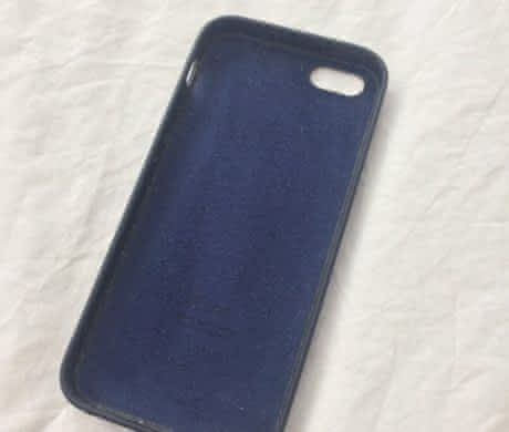 Leather Case na iPhone 5, 5S, SE