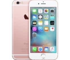 iPhone 6s rose gold + originální kryt