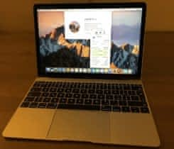 "Macbook 12"" 8GB RAM / 256 GB SSD SILVER"